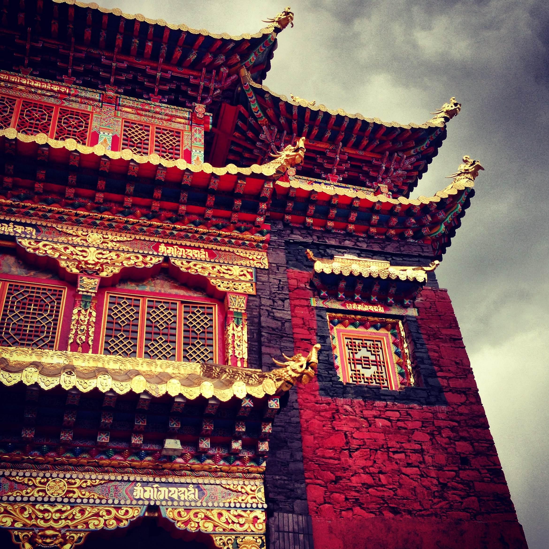 Снова по Тибету и Китаю: новое d?j? vue.