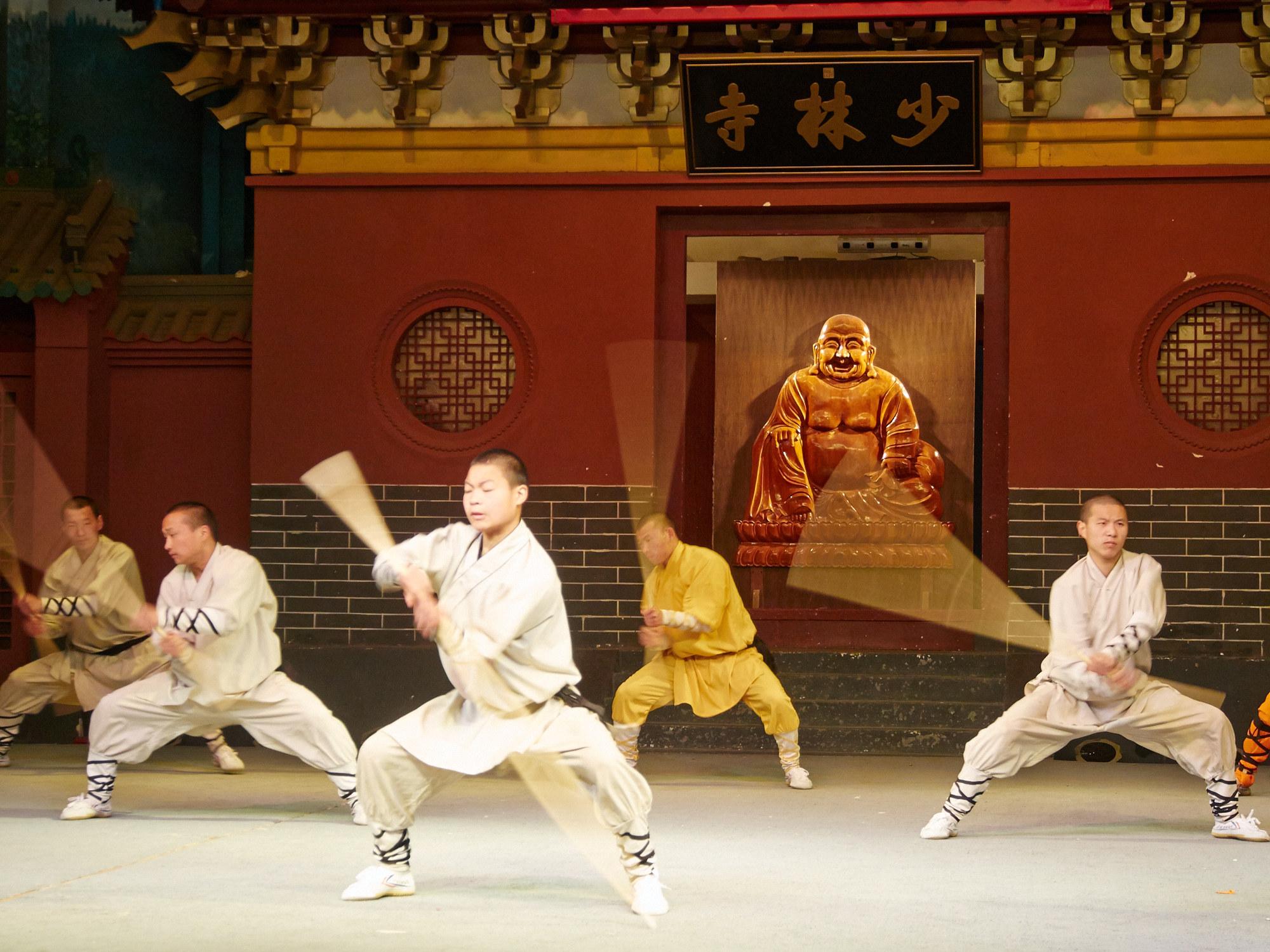 Еще об отношении боевых искусств к религии на Востоке