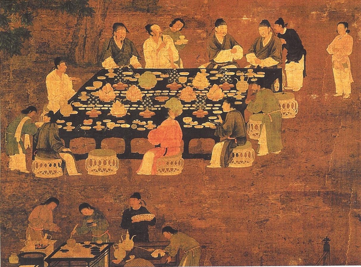 Восточноазиатский политикум. Часть II. В предвосхищении мира.