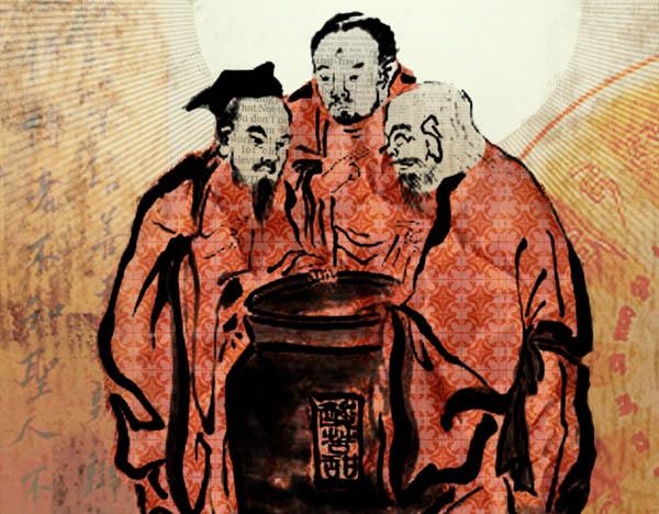 О китайской религии вообще и светских религиях Китая в частности