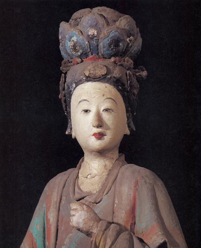Снова лёсс. Часть пятая. Скульптура Шаньси.