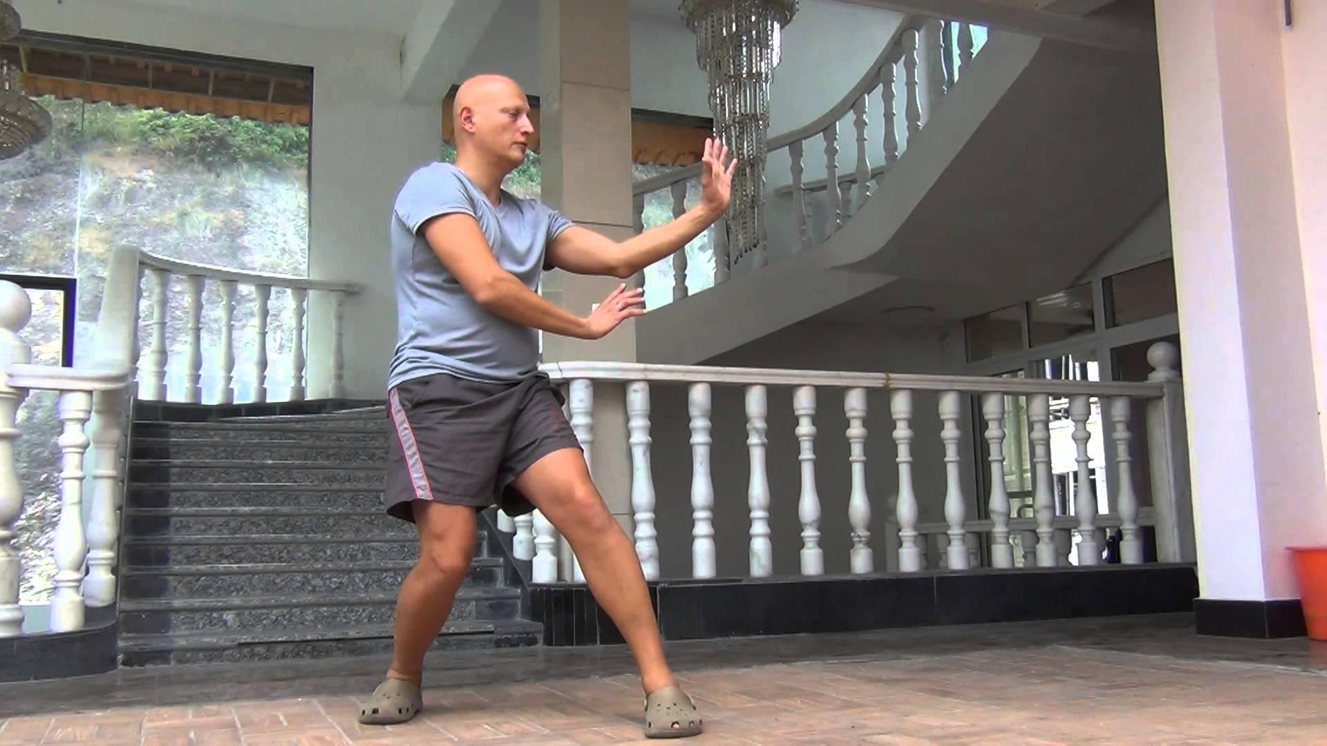 Видео уроки комплекса упражнений Сяояо